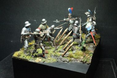 75mm - The Swiss and Italian Wars